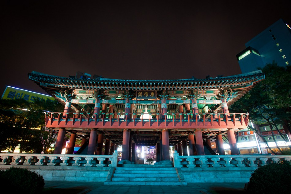 Insadong Temple